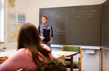 Klinik Vogt Therapiekonzept - Schulische Förderung